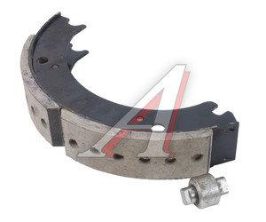 Колодки тормозные ЗИЛ-4331 передние с роликом (1шт.) СЕРДОБСК 4331-3501090, 133-3501090