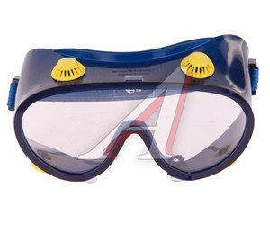 Очки защитные закрытого типа с непрямой вентиляцией СИБРТЕХ 89160