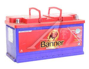 Аккумулятор BANNER Running Bull 92А/ч обратная полярность AGM 6СТ92 592 01, 84149,