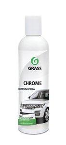 Очиститель хромированных частей кузова CHROME 250мл GRASS GRASS, 800250