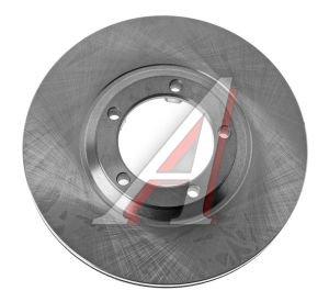 Диск тормозной HYUNDAI Porter передний (1шт.) (R1003) VALEO PHC R1003, RS1003, 58129-44010