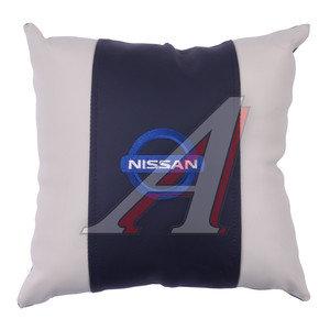 Подушка автомобильная NISSAN эко-кожа М044, 2000055786971