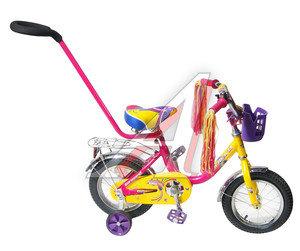 "Велосипед 12"" 1-ск. FORWARD (2-3года) RACING 012 Girl,"
