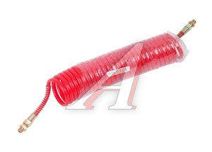Шланг пневматический витой М16 L=7.5м (красный) (t=-60+70) СМ AIR FLEX М16 L=7.5м (красный), СМ452.711.007.0, 64221-3506380