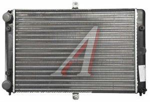 Радиатор ВАЗ-21082 алюминиевый инжектор ДААЗ 21082-1301012, 21082130101200