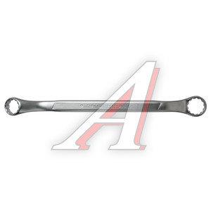 Ключ накидной 17х19мм коленчатый 45град. 12-ти гранный FORCE F-7581719