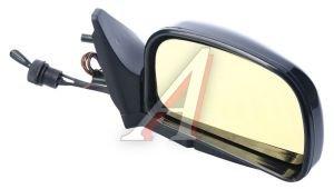 Зеркало боковое ВАЗ-2108 правое антиблик обогрев желтое люкс Политех-Р-8 лто правое, , 2108-8201050