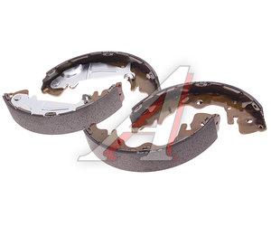Колодки тормозные HYUNDAI Starex H-1 (07-) задние (4шт.) SANGSIN SA141, 58305-4HA00