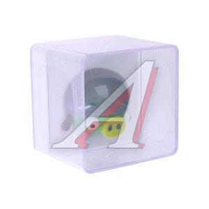 Ароматизатор на дефлектор пластик-пропитка (тутти-фрутти) фигура Свинка Helmet Angry Birds 3D PRIDE 073031, AB031