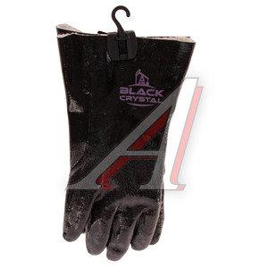 Перчатки высокопрочный полиуретан р.10 GAUNTLET BLACK CRYSTAL BC-1207-10,