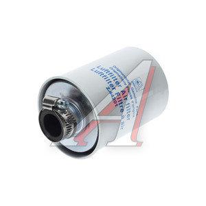 Фильтр воздушный VOLVO F7,10,12,16 компрессора (большой L=134мм,крепление на хомуте) DIESEL TECHNIC 244201, LX1245, 8152010