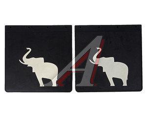 Брызговик 40х40см (SCHMITZ - Слон большой) комплект АВТОТОРГ АТ-597, AT37497/АТ-597