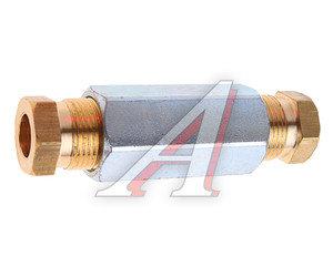 Соединитель трубопровода 8х8 ГБО 000354