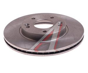 Диск тормозной HYUNDAI Elantra (10-) KIA Ceed (12-) передний (1шт.) VALEO PHC R1094, 51712-3X000