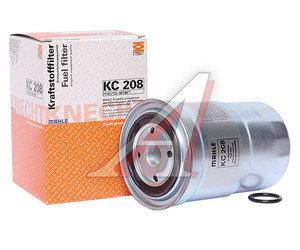Фильтр топливный MITSUBISHI Pajero (99-) (3.2 TDI) MAHLE KC208, ME132525