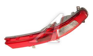 Фонарь задний KIA Sportage (10-) правый противотуманный TYC 19-C1670015B3, 223-4003R-UE, 92406-3U300