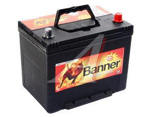 Аккумулятор BANNER Power Bull 70А/ч обратная полярность 6СТ70 P70 29, P70 29,
