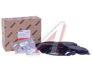 Колодки тормозные FORD Transit (06-) передние (комфорт) (4шт.) OE 1824347, GDB1723, 1721086/1824347/1554523/1560023