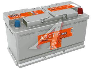 Аккумулятор ТИТАН Arctic Silver 100А/ч обратная полярность 6СТ100, 6СТ100з