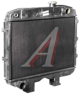Радиатор УАЗ-452,469 медный 2-х рядный ОР 3741-1301010, 3151.1301.000