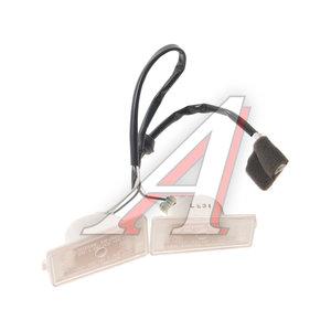 Фонарь освещения знака номерного SSANGYONG Rexton (02-) в сборе OE 8379008001