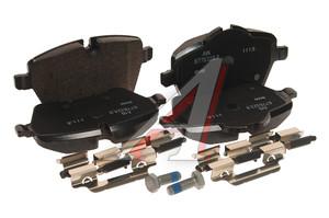 Колодки тормозные MINI Cooper S передние (4шт.) OE 34116778320, GDB1712