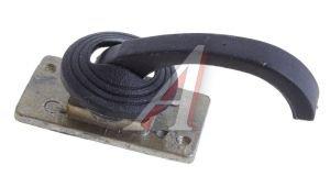 Ручка ВАЗ-2101-07 двери внутренняя (крючок) металл в пластике 21011-6205180 С ОБЛИЦОВКОЙ, 21011-6205180