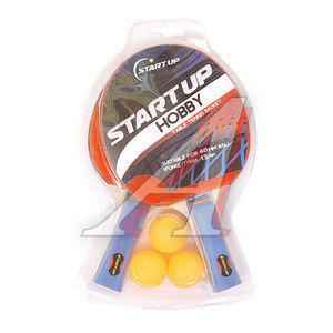 Набор для тенниса (2 ракетки,3 шарика) START UP BR-170 star, 230925
