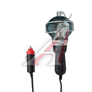 Лампа переносная 12V 21W провод 2.3м штекер в прикуриватель MEGA LIGHTING HS-6044B