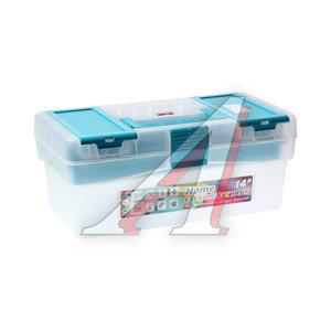 """Ящик для инструмента прозрачный 14"""" TAYG TAYG-14, 111594"""