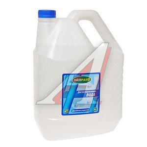 Вода дистиллированная 10л OIL RIGHT OIL RIGHT, 5514