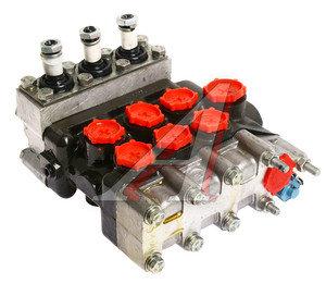 Гидрораспределитель Р80 3-х выводной ЭО-2621 МР80-4/1-444-4 Гидросила Р80-3/1-444-4, МР80-4/1-444