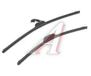 Щетка стеклоочистителя 530/475мм комплект Aerotwin BOSCH 3397118902, A533S