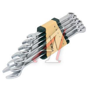 Набор ключей комбинированных 10-21мм 6 предметов в холдере изгиб 15град. FORCE F-5068
