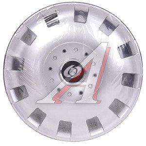 Колпак колеса R-16 декоративный серый комплект 4шт. 415 415 R-16