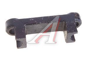 Накладка МАЗ стремянки ушка рессоры (низкая) 64221-2902025,