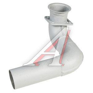 Труба приемная глушителя КАМАЗ-ЕВРО левая (ОАО КАМАЗ) 6540-1203014-21,
