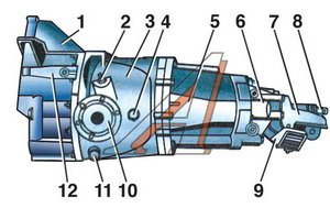 КПП М-2141 с двигателем ВАЗ № 2141-1700009