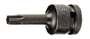 """Бита-головка 1/2"""" TORX T45 L=60мм ударная FORCE F-24606045"""