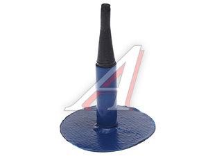 Грибок для ремонта шин а/м 50мм стержень d=9мм с адгезивом, длинная ножка, холодной вулканизации БХЗ Г-2 Ахв