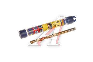 Сверло по металлу 5.1х86мм HSS Titanium IRWIN 10502589