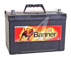 Аккумулятор BANNER Power Bull 95А/ч 6СТ95 P95 05, 84105