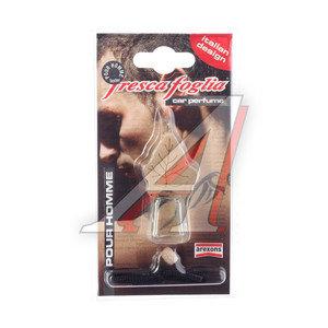 Ароматизатор подвесной жидкостный (для мужчин) с деревянной крышкой 4.5мл Fresca Foglia AREXONS AREXONS 1579/7790, 1579/7790