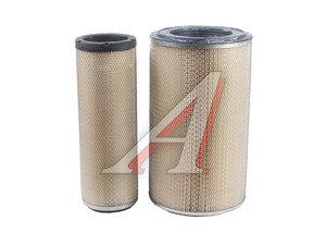 Элемент фильтрующий КАМАЗ воздушный ЕВРО-3 ЭКОФИЛ 725-1109560, EKO-01.34