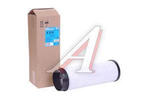 Фильтр воздушный MAN TGA внутренний MFILTER A819, LXS277, 81084050017