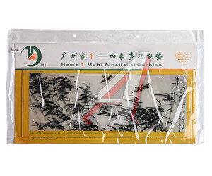 Коврик на панель приборов универсальный противоскользящий 400х160 с рисунком бамбуковые заросли ART8204
