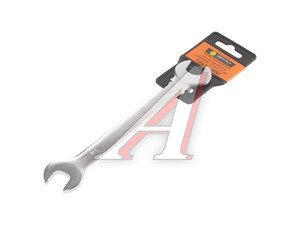 Ключ рожковый 14х15мм сатинированный ЭВРИКА ER-32145