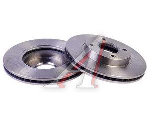 Диск тормозной FORD Mondeo 1,2 передний вентилируемый комплект TRW DF2622к-т, 561678J