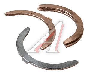 Полукольцо опорное коленвала КАМАЗ комплект бронза 4шт.ДААЗ 740.1005183/84