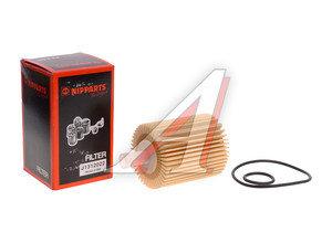 Фильтр масляный TOYOTA Avensis (05-) (2.0 D/2.2 D),Rav 4 NIPPARTS J1312022, OX413D1, 04152-31080/04152-0R010/04152-38010
